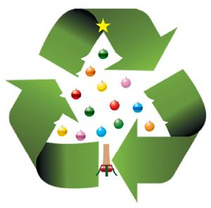 Holiday Tree Lights Recycling
