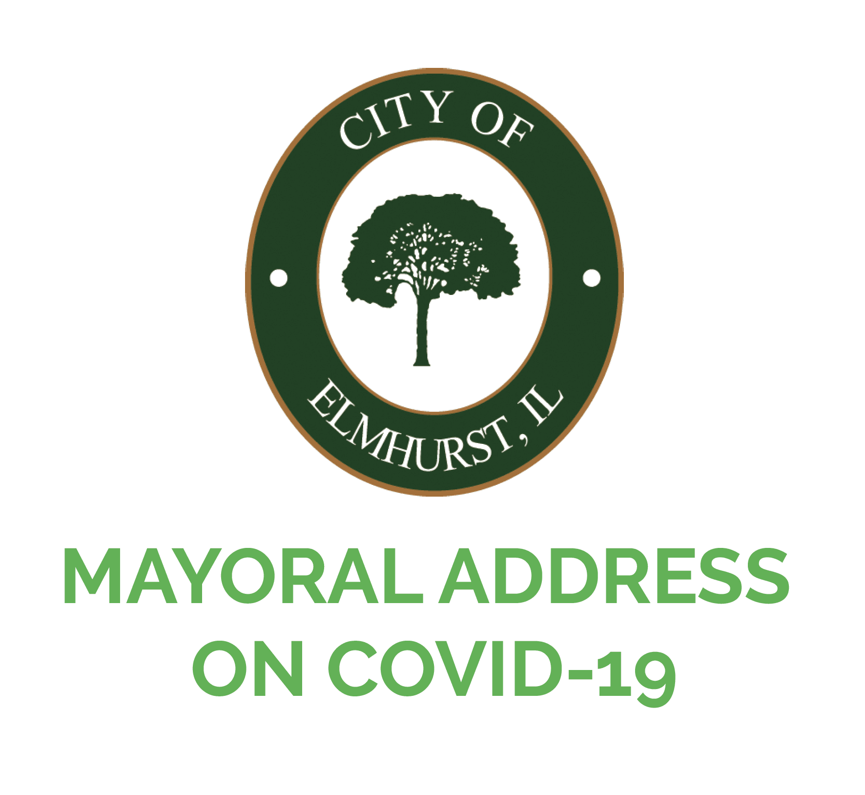 MAYORAL ADDRESS ON COVID-19, MARCH 16
