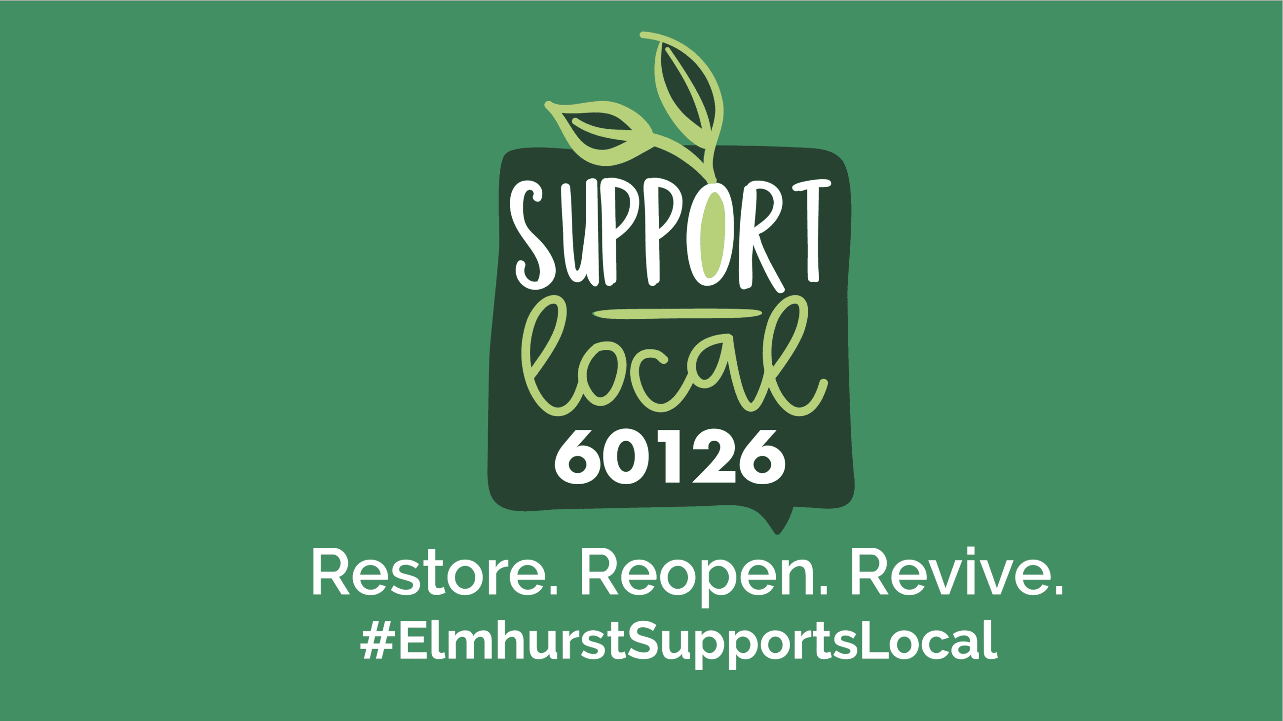 Elmhurst Supports Local