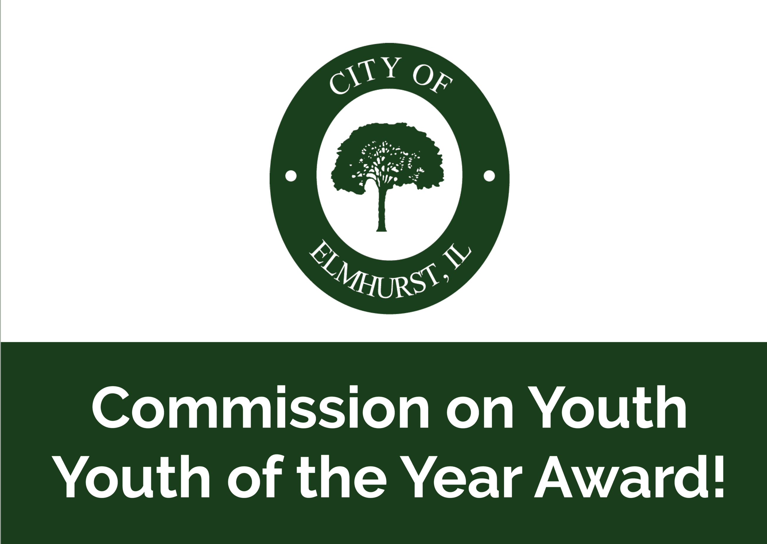 Youth of the year award