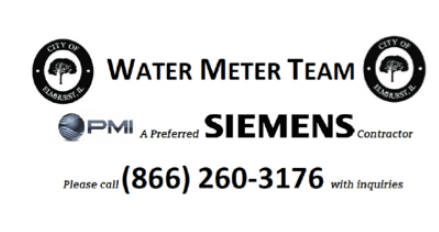 Water Meter Change Out Project Logo