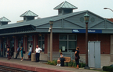 Metra Station Improvement Project