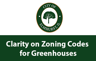 clarity on zoning codes for greenhouses